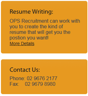ops jobs   post resume   ops jobspicture